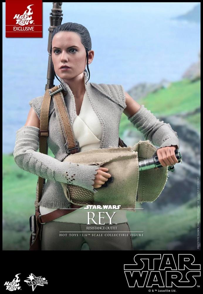 www.culturageek.com.ar Daisy Ridley Muñeca 4