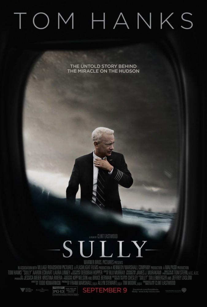 Sully poster culturageek.com.ar