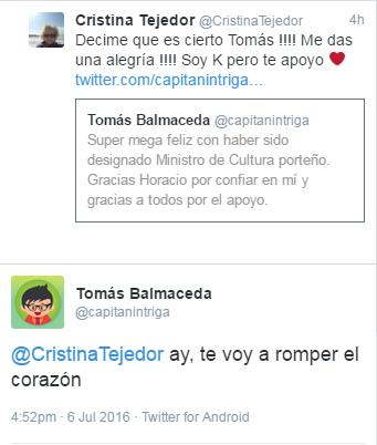 Crédito del tweet a @CristinaTejedor