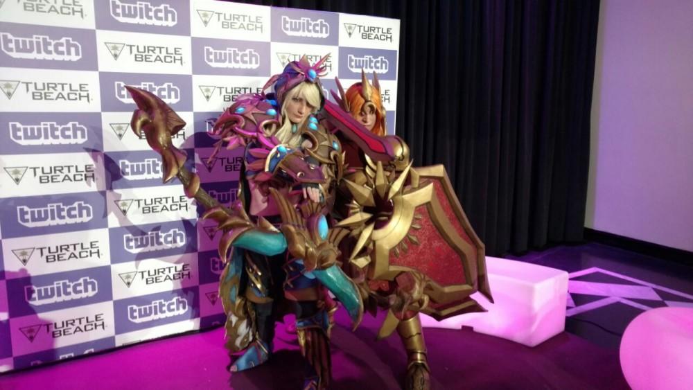 Twitch cosplayers culturageek.com.ar