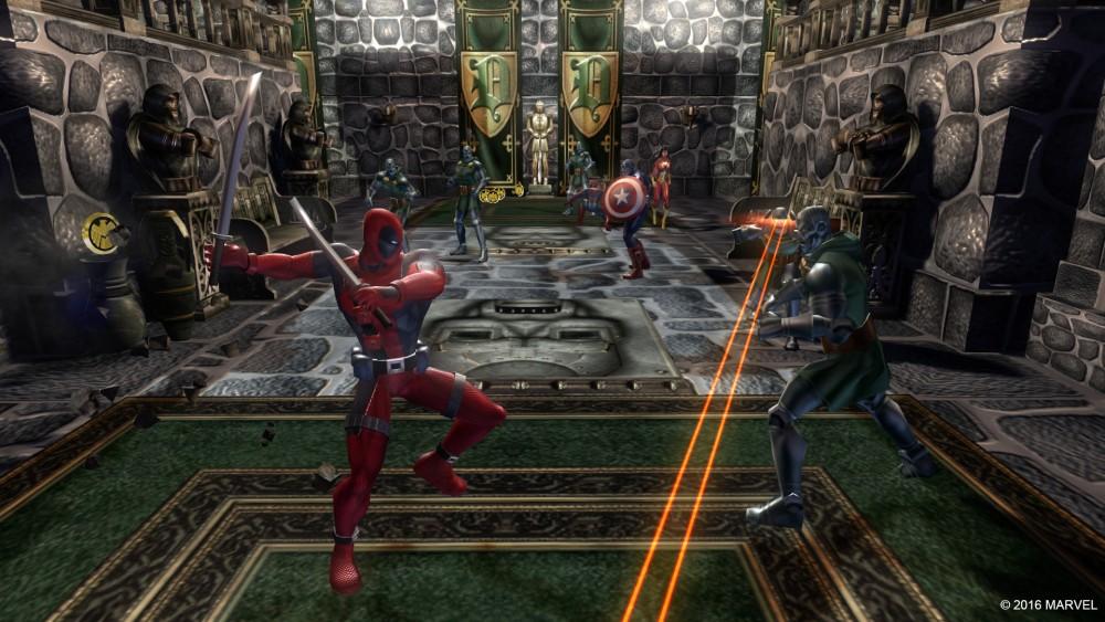 www.culturageek.com.ar Marvel Ultimate Alliance Bundle 3