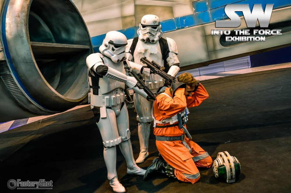 www.culturageek.com.ar Into The Force Argentina Game Show 2