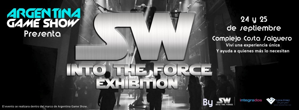 www.culturageek.com.ar Into The Force Argentina Game Show 1