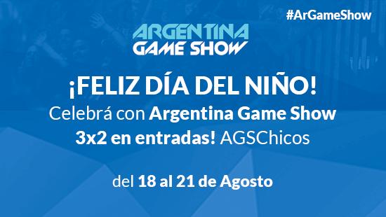 Cultura Geek Argentina Game Show 1