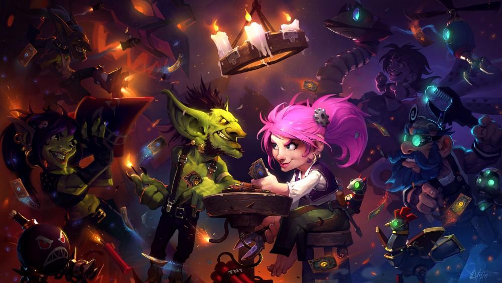 Cultura Geek Argentina Game Show eSports Heartstone