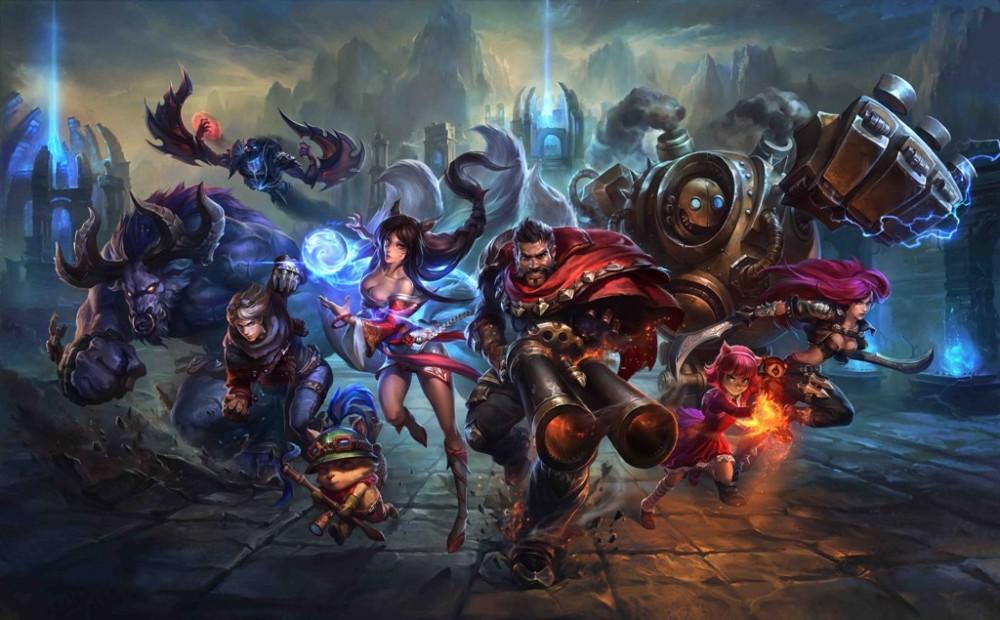 Cultura Geek Argentina Game Show eSports League of Legends