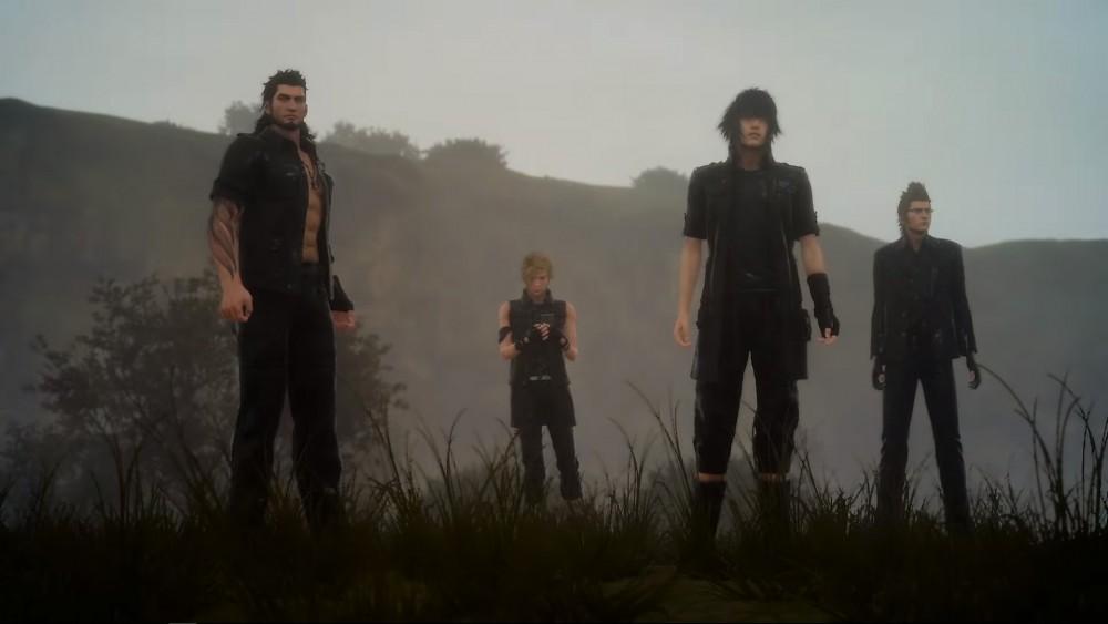 Cultura Geek Final Fantasy XV actores de voz 1