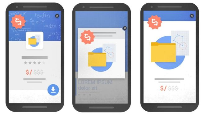 Cultura Geek Google castiga pop-ups molestos 1