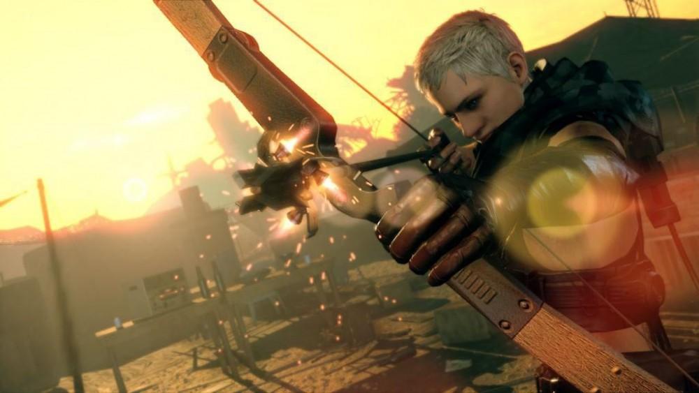 Cultura Geek Metal Gear Survive 1