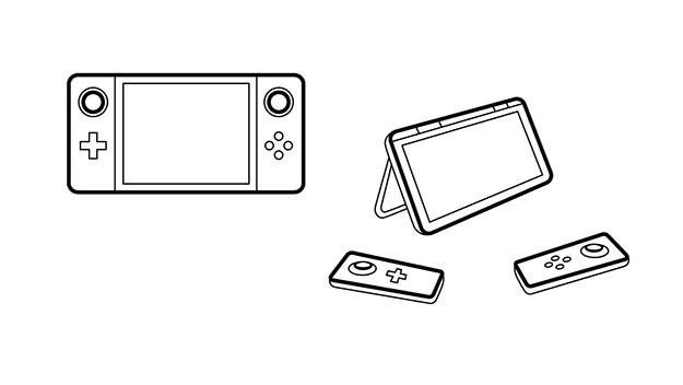 Cultura Geek Nintendo NX controles 2