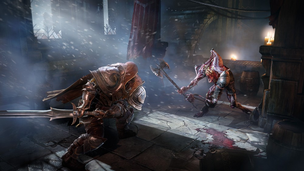 Cultura Geek PlayStation Plus Septiembre 2016 Lords of the Fallen