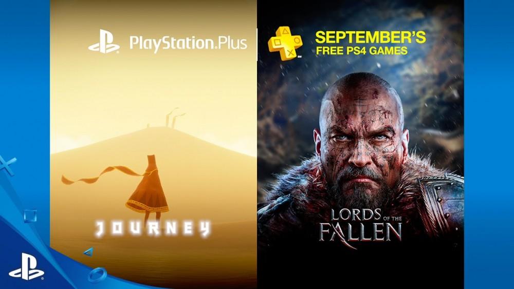 Cultura Geek PlayStation Plus Septiembre 2016