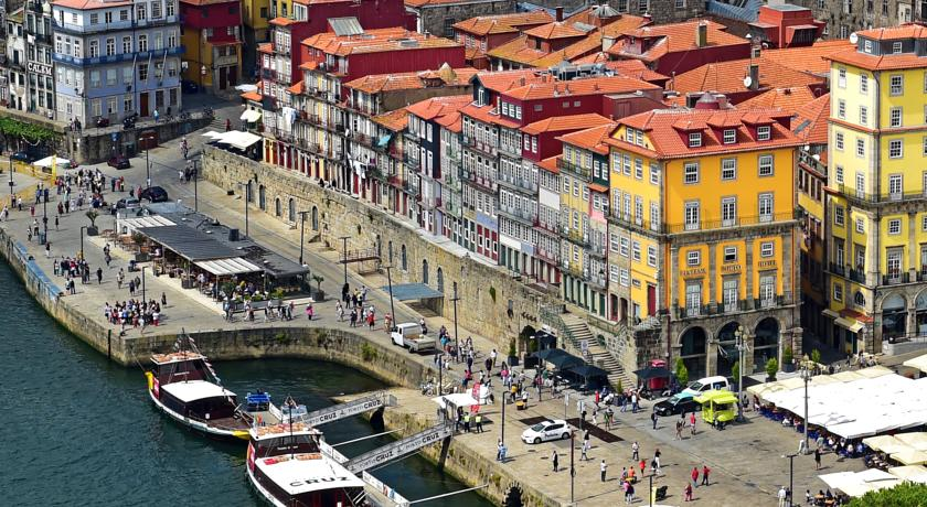 Cultura Geek Pokemon Go Turismo Pestana Vintage Porto Hotel