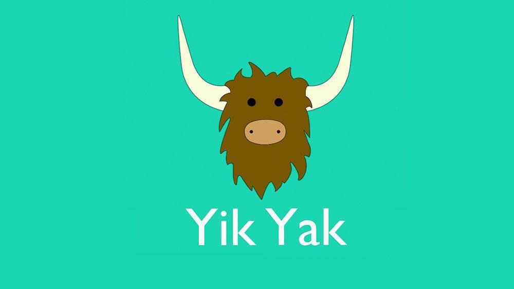 Cultura Geek Yik Yak usuarios 1
