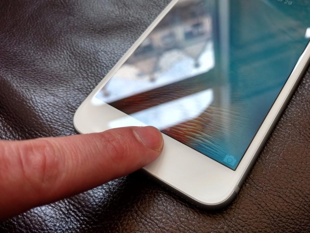 Cultura Geek iPhone 7 botón Home 2