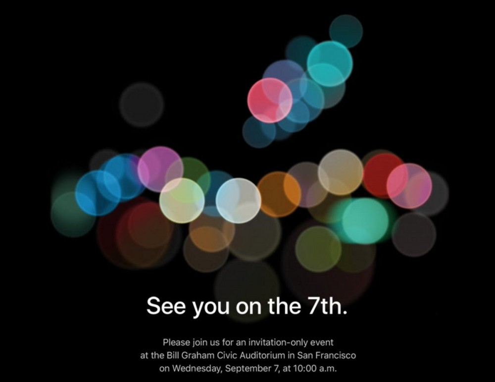 Cultura Geek iPhone 7 presentacion 2