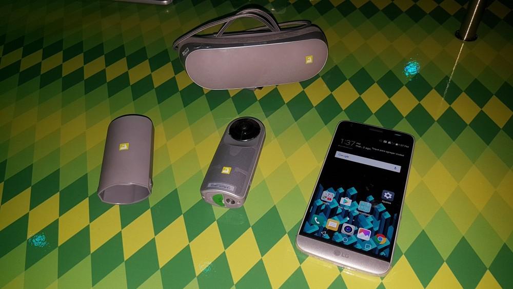 www.culturageek.com.ar LG G5 presentación Argentina 1