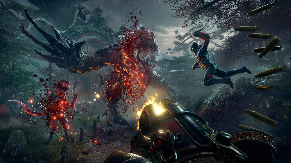 Cultura Geek Gamescom 2016 Shadow Warrior 2
