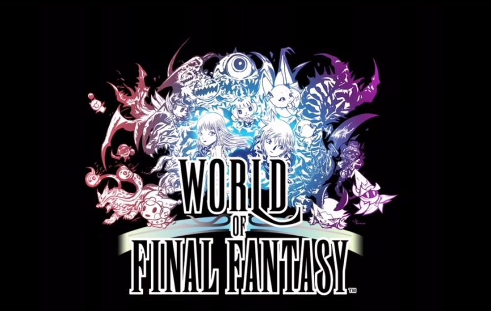World of Final Fantasy culturageek.com.ar