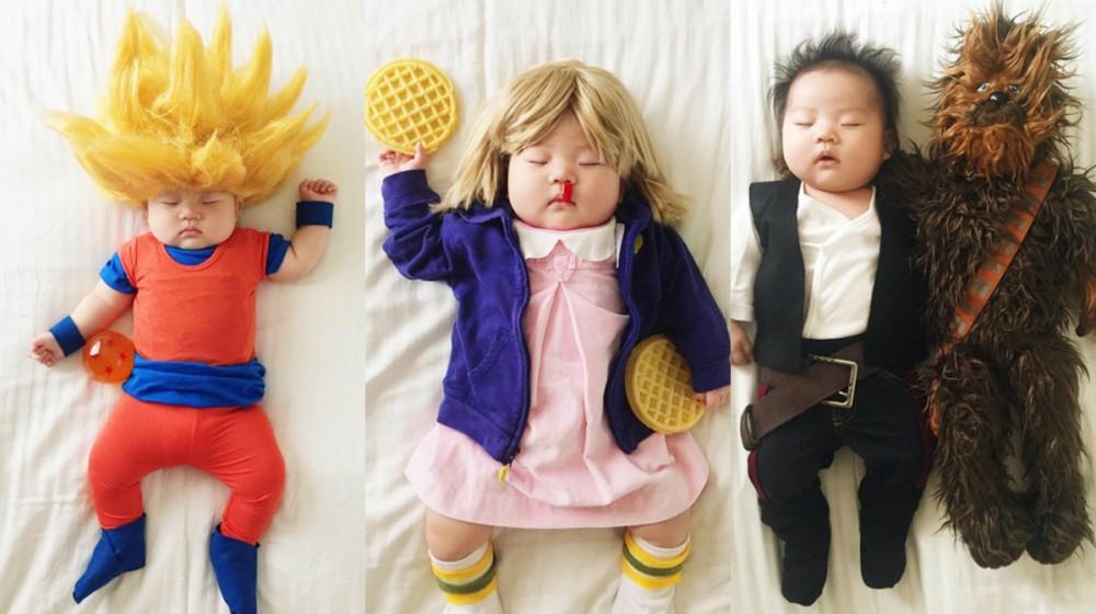 bebe cosplays cultura geek