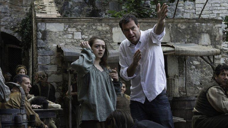 www.culturageek.com.ar Game of Thrones Maisie Williams Anticipa 7 2