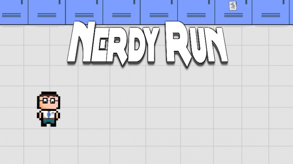www.culturageek.com.ar Nerdy Run Juego Mobile 1
