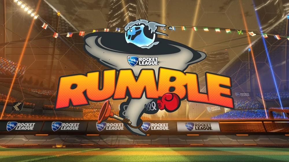 www.culturageek.com.ar Rocket League Modo Rumble 2