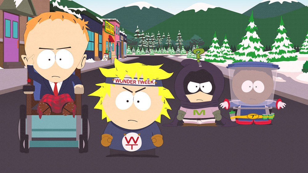 www.culturageek.com.ar Gamescom 2016 South Park: The Fractured But Whole