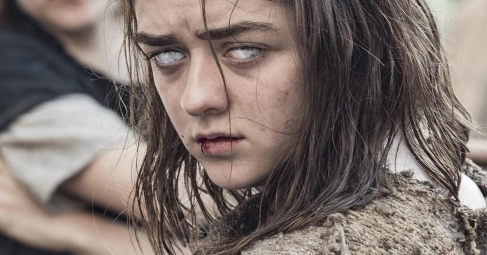 www.culturageek.com.ar Game of Thrones Maisie Williams Anticipa 7 1