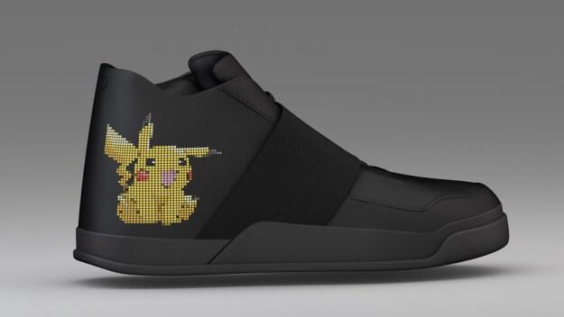 www.culturageek.com.ar Vixole Matrix Calzado Pokémon 2