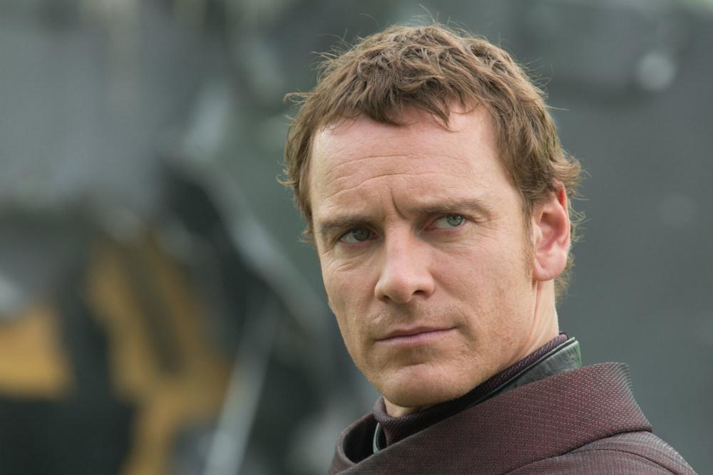Michael Fassbender como Magneto, en las precuelas de X-Men
