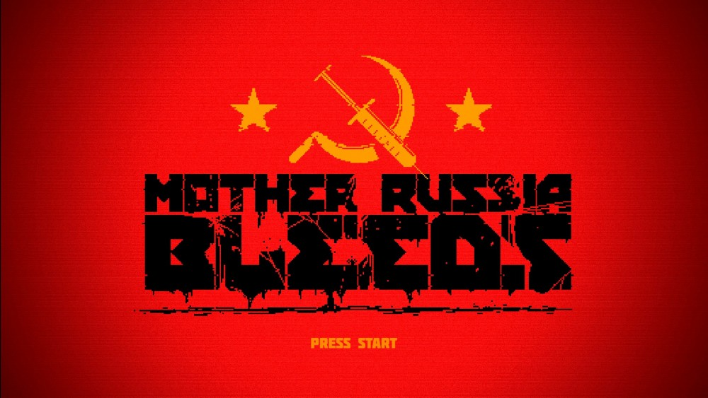 www.culturageek.com.ar Review Mother Russia Bleeds 1