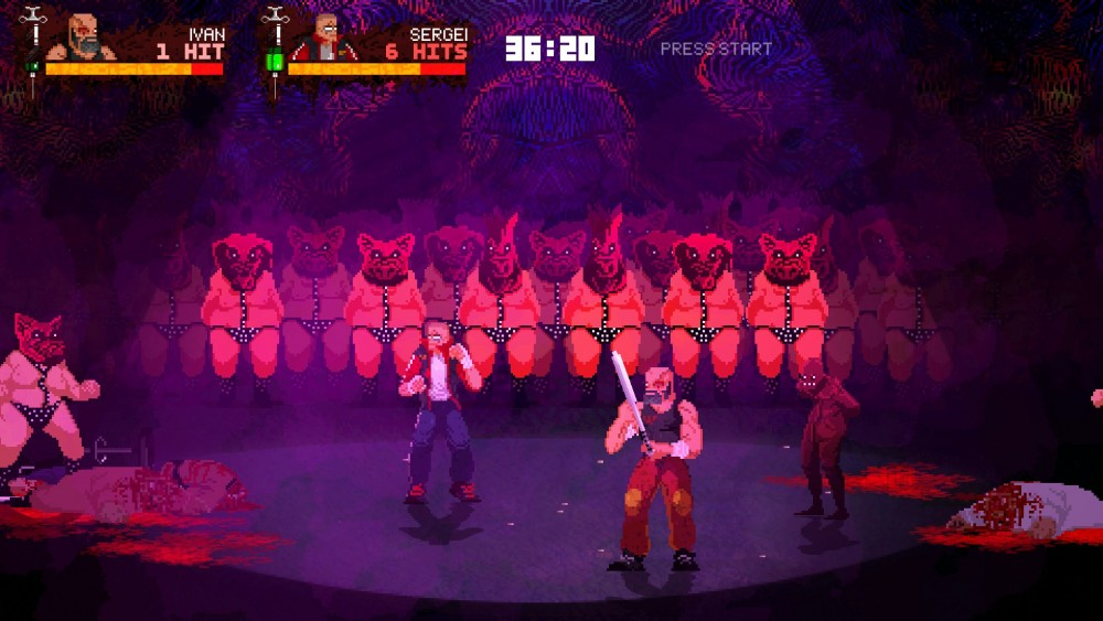 www.culturageek.com.ar Review Mother Russia Bleeds 9