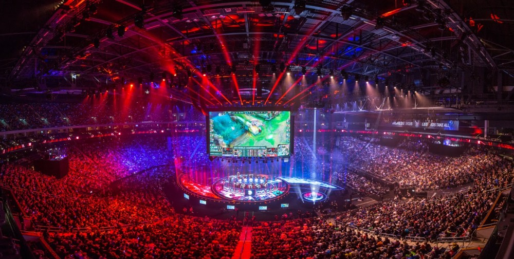 cultura geek campeonato mundial league of legends 2016 1