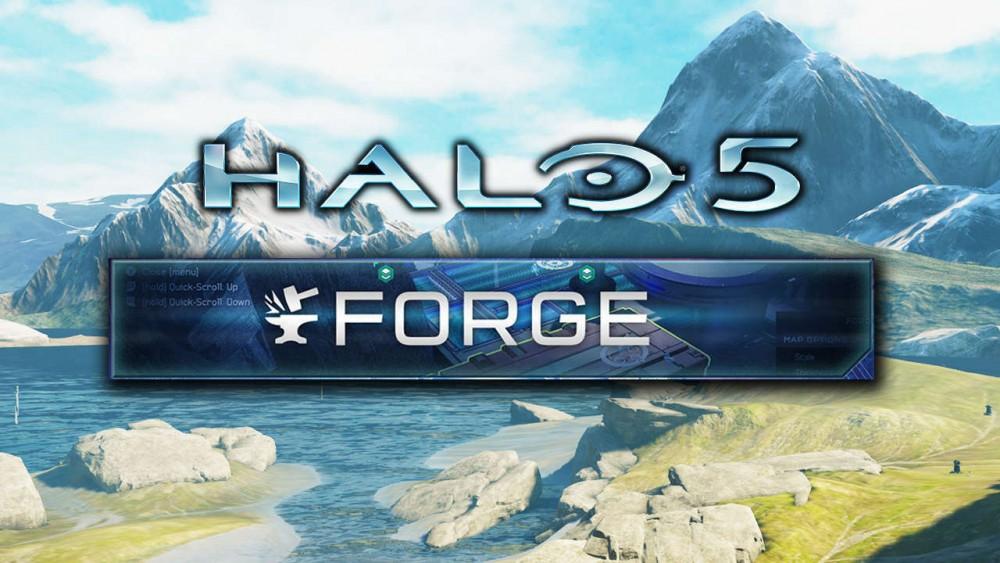 Cultura Geek Halo 5 Forge PC 1