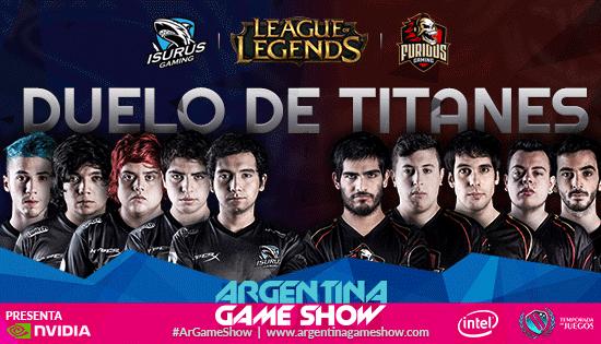 cultura-geek-isurus-furious-gaming-argentina-game-show-1