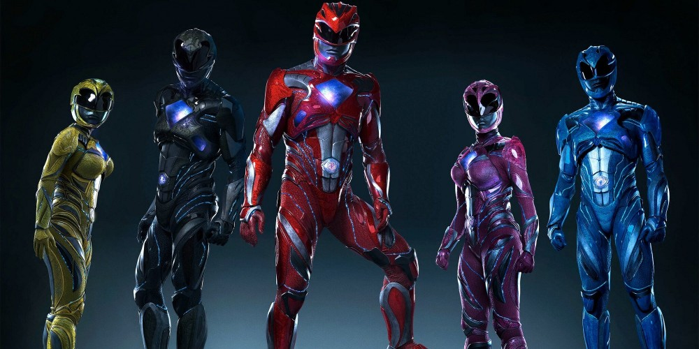 Power Rangers Cultura Geek
