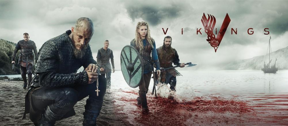 Vikings cultura geek