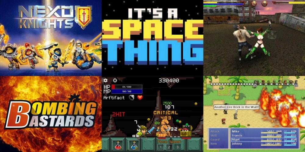 Top 10: los mejores juegos gratis para Android