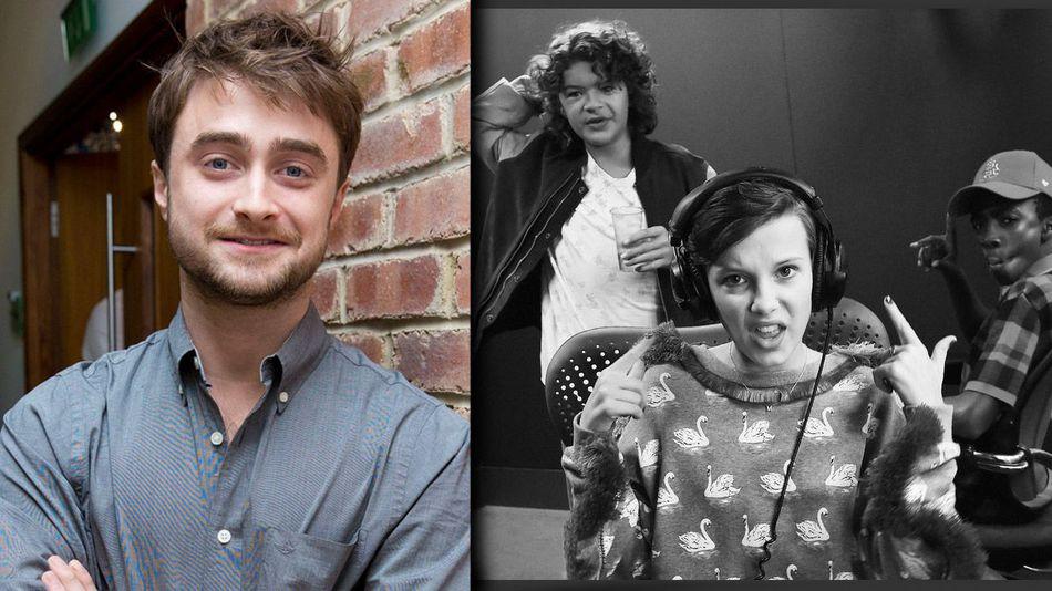 Daniel Radcliffe Stranger Things Cultura Geek