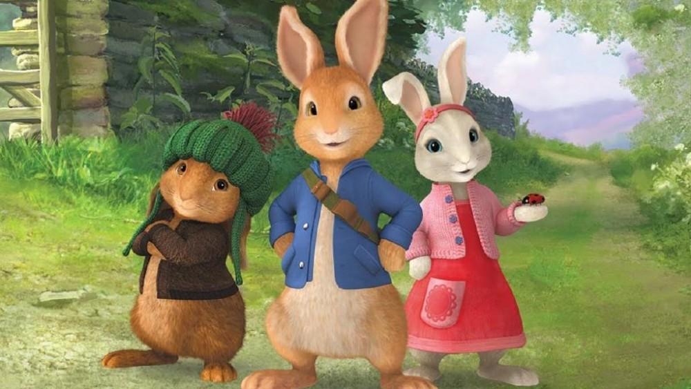 www.culturageek.com.ar Peter Rabbit Elenco Cast 2