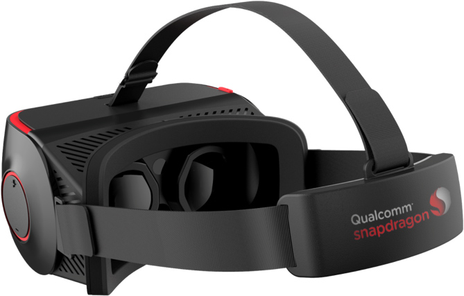 Qualcomm presenta el VR820