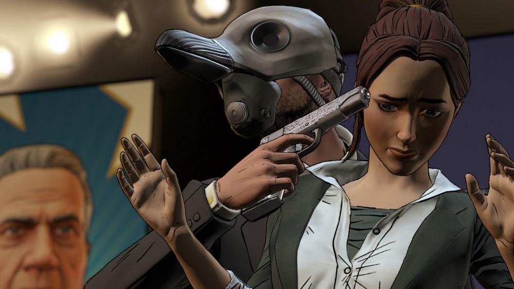 www.culturageek.com.ar Batman Telltale Games Episodio 3 Fecha 2