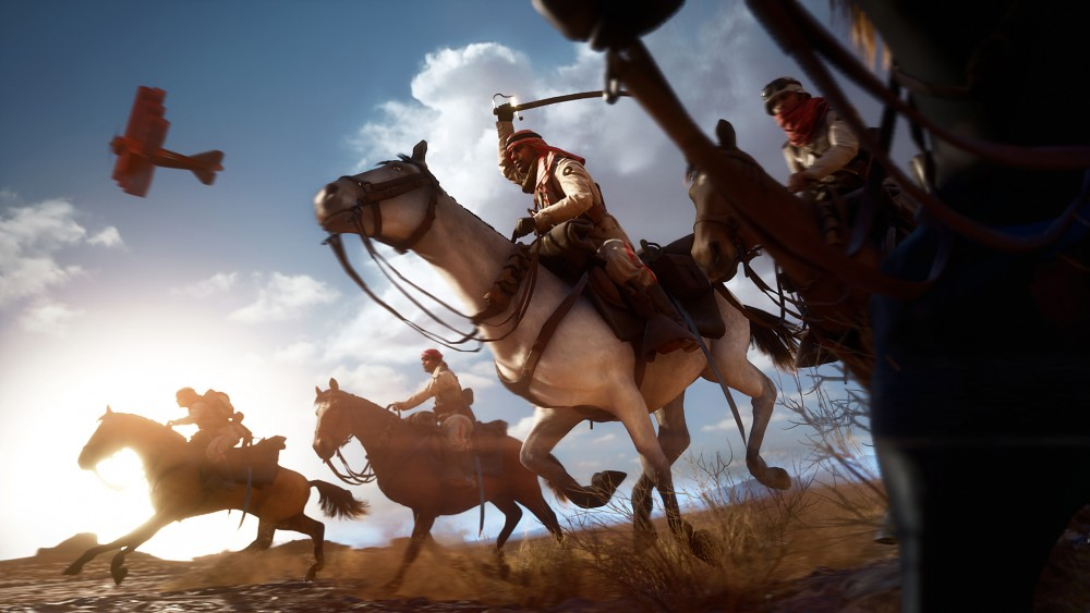 www.culturageek.com.ar Battlefield 1 Detalles Impresiones 1
