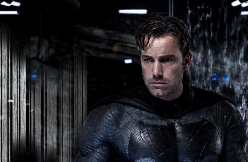 Ben Affleck batman v superman cultura geek