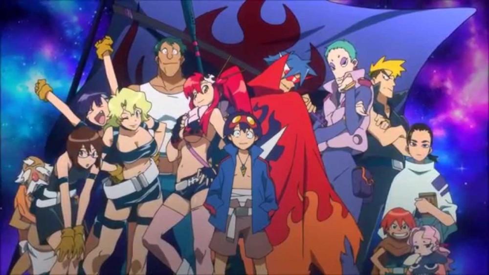 cultura-geek-top-10-anime-de-la-decada-gurren-lagann