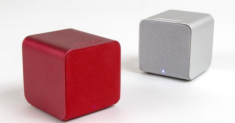 www.culturageek.com.ar Review Parlantes Bluetooth PCBOX Bain 1