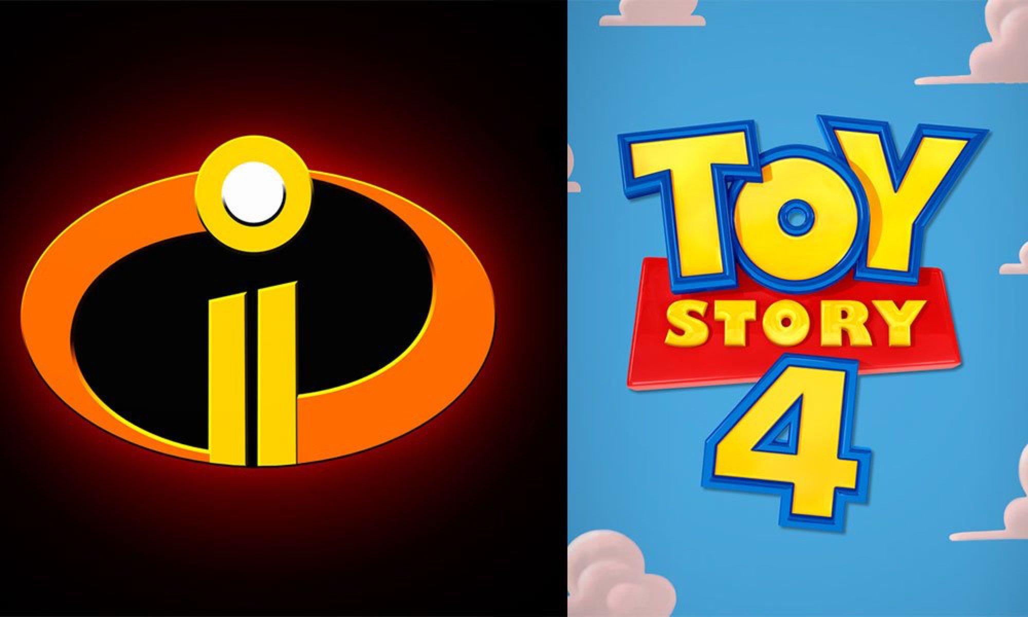 Los Increíbles 2 Toy Story 4 - www.culturageek.com.ar