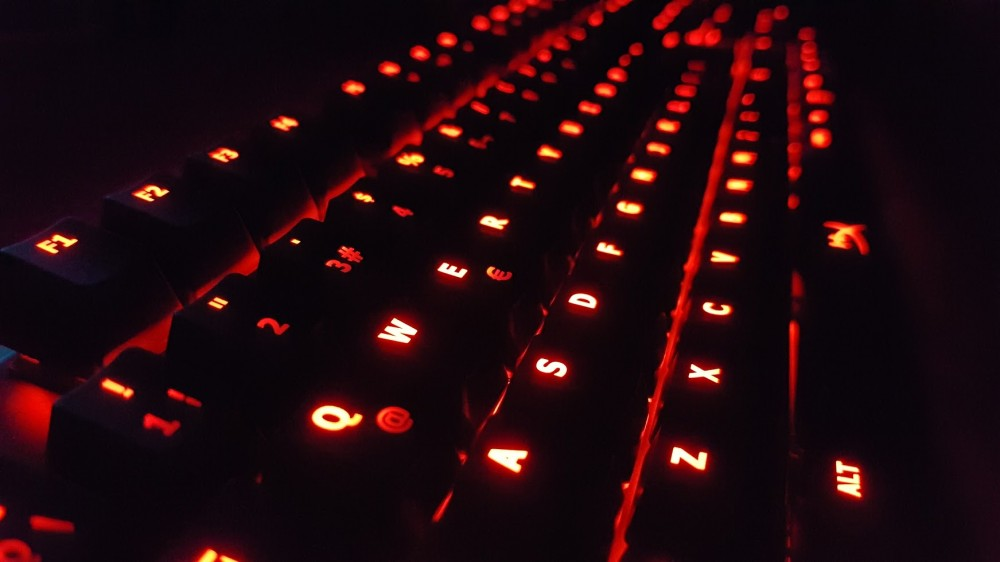 www.culturageek.com.ar Review HyperX Alloy FPS Teclado 9
