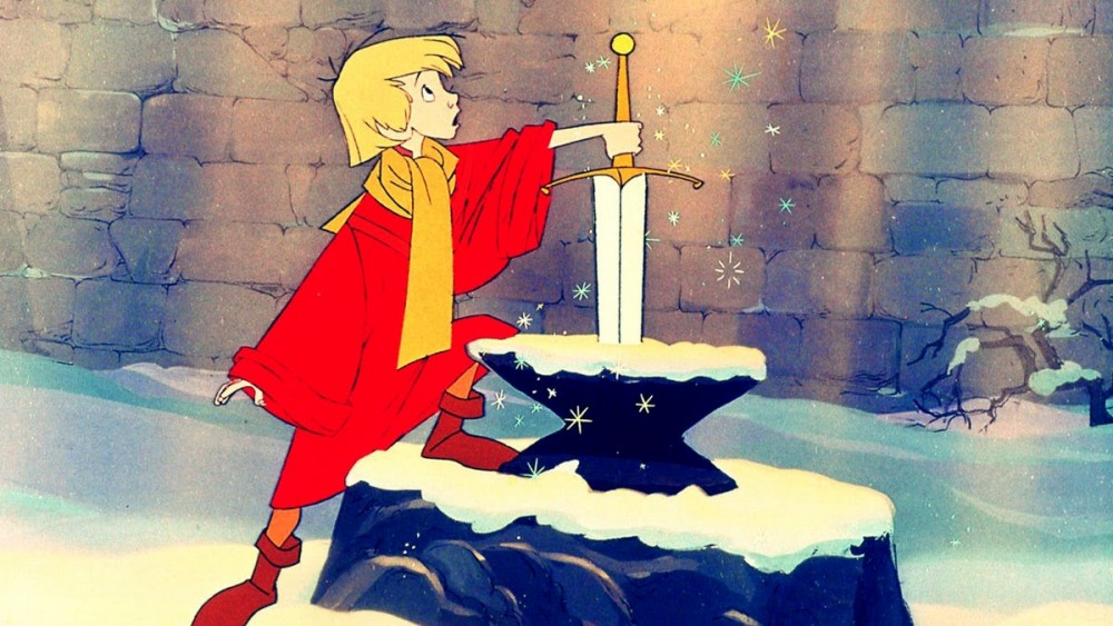 La Espada en la Piedra - www.culturageek.com.ar